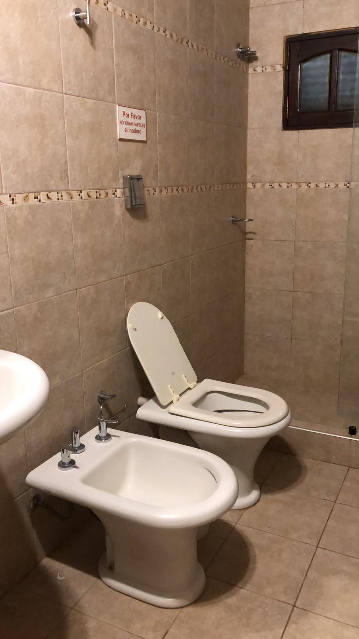 La Solariega - baño