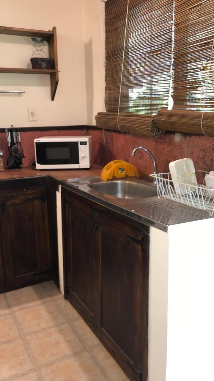La Solariega - cocina